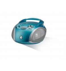 Radio CD GRUNDIG RCD1445 USB Turquesa