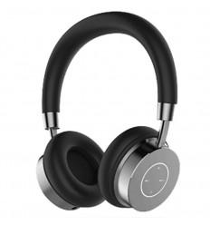 Auricular Lauson PH202 Bluetooth Negro Aluminio