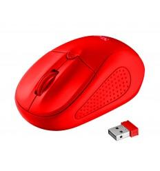 Ratón Trust Primo Wireless MSE-SUM Red