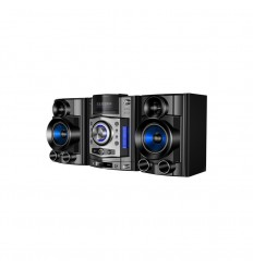 HiFi Sunstech NSX100BTFBF Black