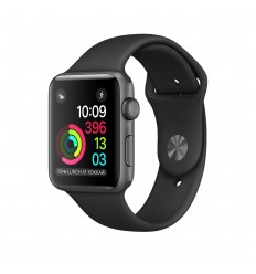 Apple Watch S1 42MM Space Gray MP032QL/A