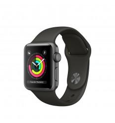 Apple Watch Series 3 OLED GPS (satélite) Gris reloj inteligente