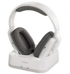 Hama WHP3311W Blanco Supraaural Diadema auricular