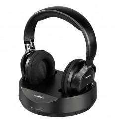 Thomson WHP3001BK Negro Supraaural Diadema auricular