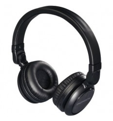 Hama WHP-6007B Diadema Binaural Alámbrico Negro auriculares para móvil