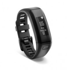 Garmin vívosmart HR Wristband activity tracker Negro Inalámbrico y alámbrico