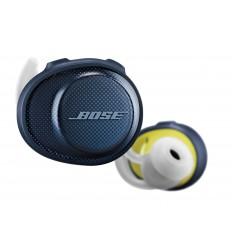 Bose SoundSport Free Intraaural Dentro de oído Azul, Blanco, Amarillo