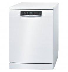 Bosch Serie 6 SMS68TW06E lavavajilla Independiente 14 cubiertos A+++