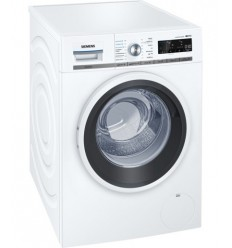 Siemens WM14W780ES lavadora Independiente Carga frontal Blanco 8 kg 1400 RPM A+++