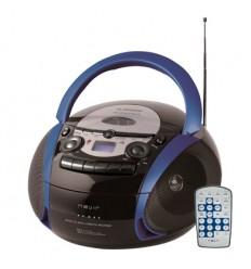RADIO CD NEVIR NVR-482UCM AZUL