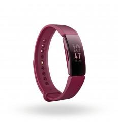 Fitbit Inspire Pulsera de actividad Rojo OLED