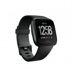 Fitbit Versa reloj inteligente Negro LCD