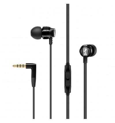 Sennheiser CX 300S Intraaural Dentro de oído Negro