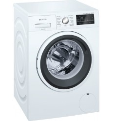 Siemens iQ500 WM12T469ES lavadora Independiente Carga frontal Blanco 8 kg 1200 RPM A+++