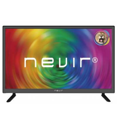 TV Led 24'' Nevir NVR-7707-24RD2-N