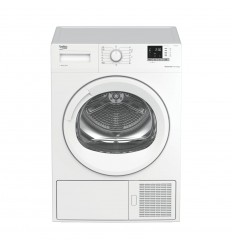 Beko DH 10412 RX secadora Independiente Carga frontal Blanco 10 kg A++