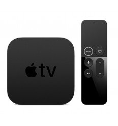 Apple TV 4K 32 GB Wifi Ethernet Negro 4K Ultra HD