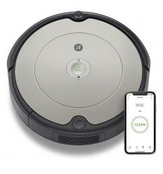 iRobot Roomba 698 aspiradora robotizada 0,6 L Bolsa para el polvo Negro, Gris