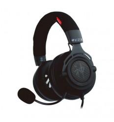 Auricular Gaming Aizen FRTEC PS4/SWITCH Negro
