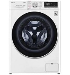 Lavadora Secadora LG F2DV5S85S2W Blanco 8/5KG