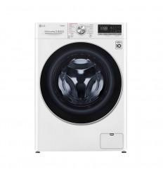 Lavadora CF LG F4WV5009S0W Blanco 9KG