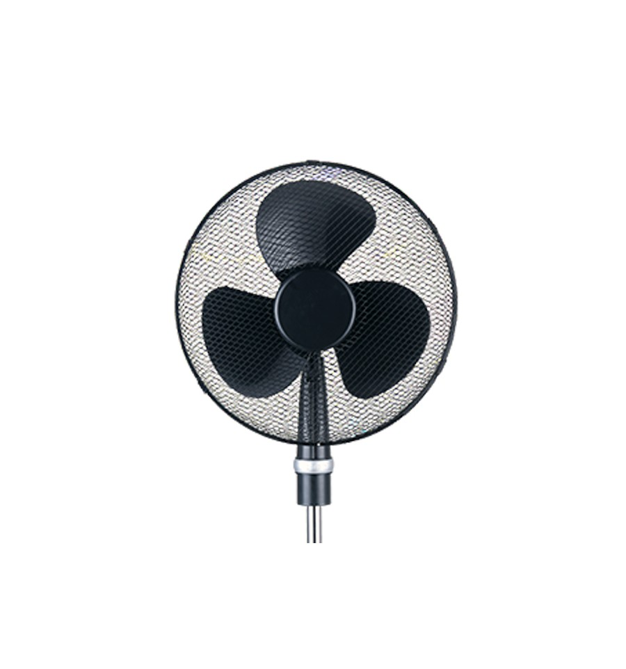 Ventilador PIE INFINITON BN40J ECO BLACK