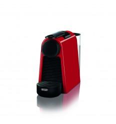 DeLonghi Essenza Mini EN 85.R Independiente Totalmente automática Máquina de café en cápsulas 0.6L Negro, Rojo cafetera eléctrica